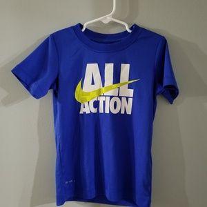 Boys active tshirt